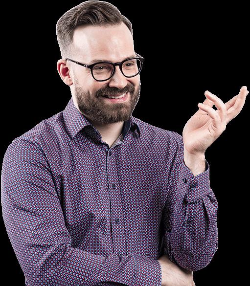 Filip Novák - marketingový konzultant