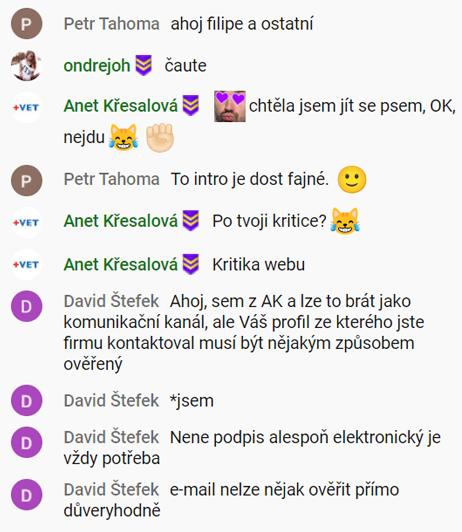 live stream zeptejsefilipa